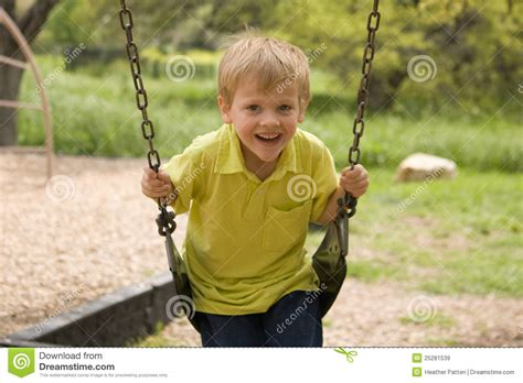 boy swing boy on swing royalty free stock images image 25281539