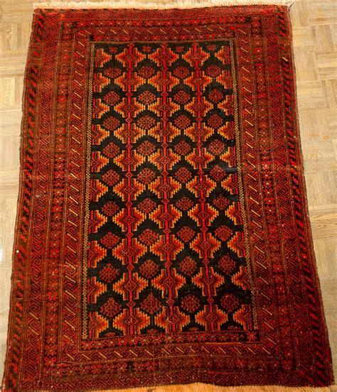 baluchi rugs vintage baluchi rug 3 9 ft x 5 9 ft