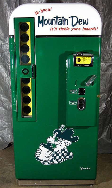 mountain dew vending machine pinterest the world s catalog of ideas