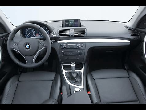 Bmw 1er Innenraum by 2008 Bmw 1 Series Coupe Interior 1280x960 Wallpaper