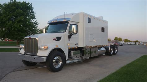 Peterbilt Sleeper by Peterbilt Ari Legacy Sleepers