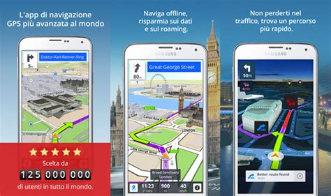 per android navigatore android le migliori 5 app per la navigazione