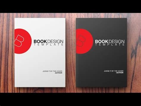 create a book template how to create a book design template in photoshop