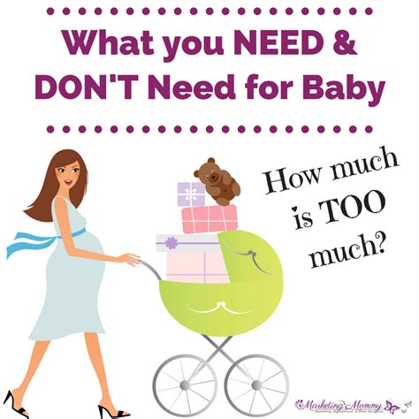 What Do You Need To Throw A Baby Shower by What Baby Registry Items Are Really Essential Marketingmommy