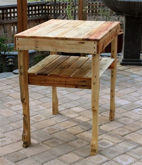 pallet end table diy recycled pallet side tables end tables pallets designs