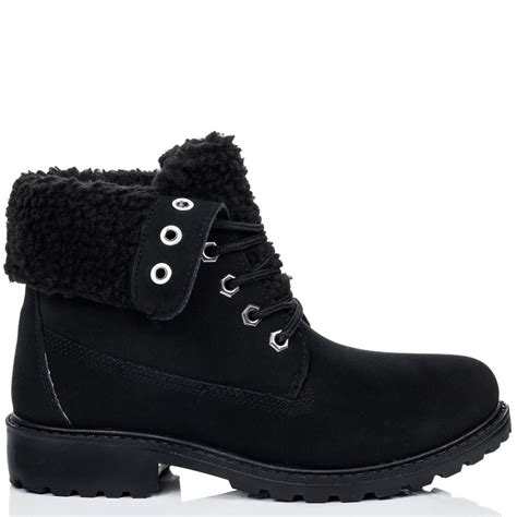 walton black ankle boots shoes from spylovebuy