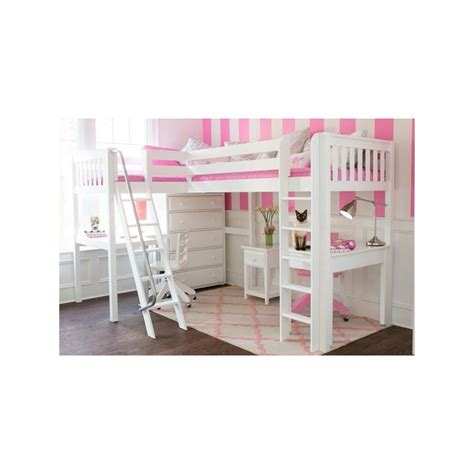 corner loft bed highrise twin size high corner loft bed with ladders