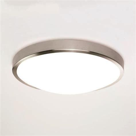 Ceiling Light With Pir Astro Osaka 350 Microwave Pir Led Bathroom Ceiling Wall Light Nickel 24w Ip44 Liminaires