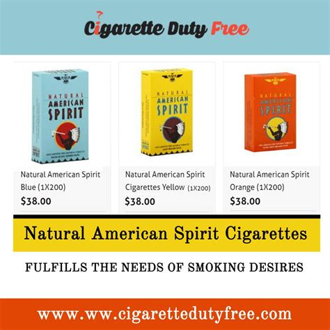 american spirit cigarettes colors american spirit colors pop cigarette pack american