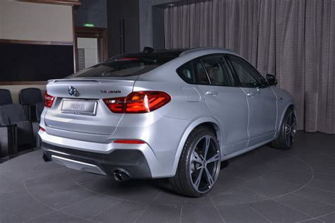 Bmw X4 Tieferlegen glacier silver bmw x4 m40i rocks hamann and m performance