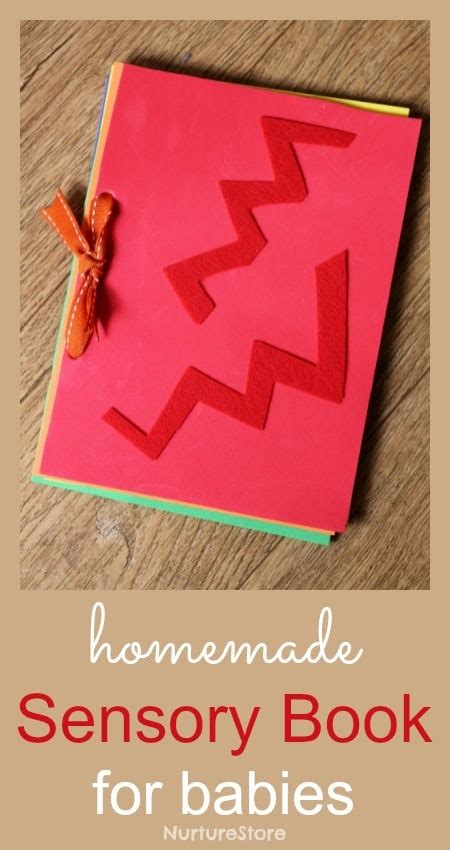 is simple books diy baby sensory book nurturestore