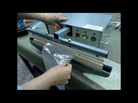 Wu Hsing Impulse Sealer Wn 750h wu hsing圓方圓興業 股 wn a系列自動封口機 自動連續 省時省力 wn a series automatic impulse sealer