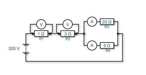 resistors in parallel and series questions electrotech text alternative