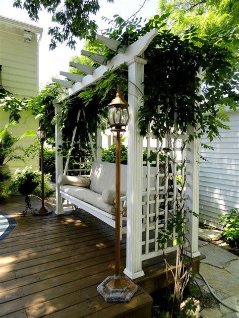 2 in 1 garden swing best 25 backyard swings ideas on pinterest backyard