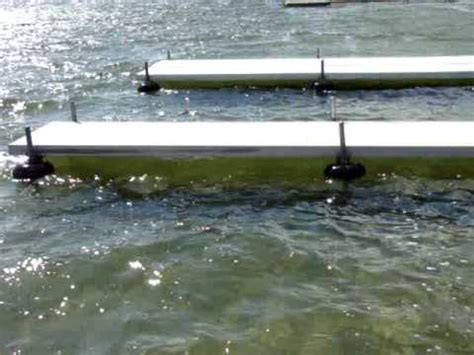how to make boat dock bumpers boat dock bumpers that float youtube