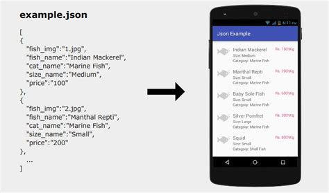 android studio tutorial filetype pdf android read json file phpsourcecode net