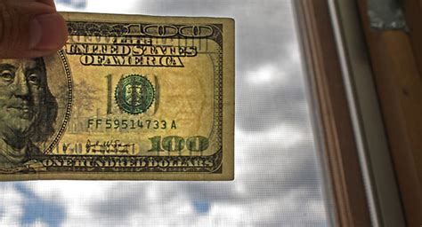 what color does a counterfeit pen turn the 8 best ways to spot counterfeit money aol finance