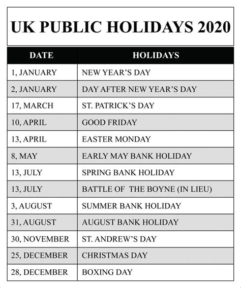 full list  march holidays  calendar  festival  country wise march holidays