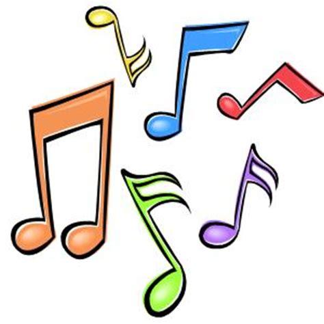 imagenes figuras musicales dibujos notas musicales para imprimir