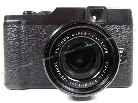 Kamera Fujifilm X10 die kamera testbericht zur fujifilm x10 testberichte