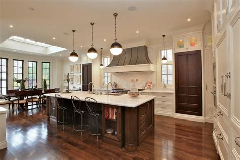 Kitchen Island Layout Ideas by Luxury Mansion White In All Its Splendor