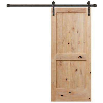 42 Inch Doors Interior by 42 X 84 Unfinished Wood Barn Doors Interior