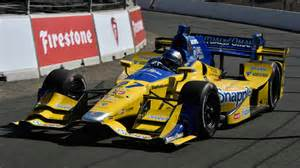 marco andretti plans on less thinking more smiling in