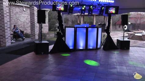 Fort Worth Dj Gig Log Sweet  Backyard  Ee  Party Ee   Youtube
