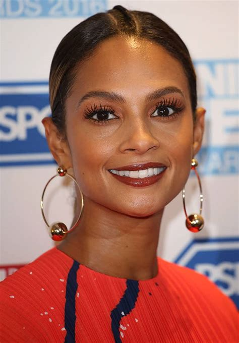 Alesha Dixon Commands Attention in Gucci ?Ophelie? Sandals