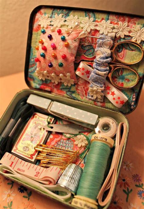 sewing kit  sandy kramer
