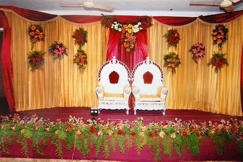 new stage decoration reception stage decoration service in chennai