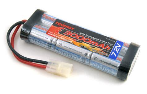 rc car batteries tenergy 7 2v 3000mah flat nimh rc car battery w tamiya ebay