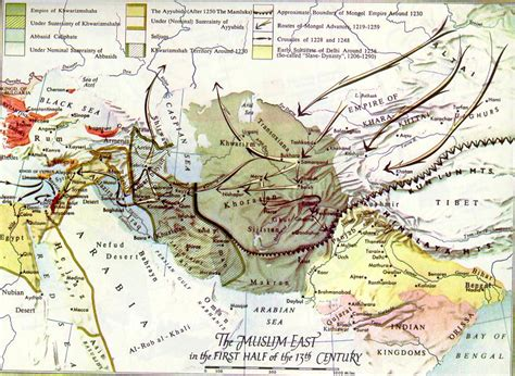 middle east map century dimensions of empire