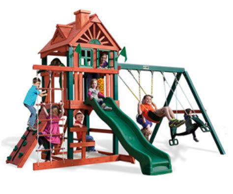 gorilla playsets catalina wooden swing set gorilla playsets swing set sale 600 off free shipping