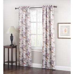jacqueline smith curtains jaclyn smith printed window panels get window treats at