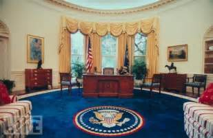 White House Oval Office Barrie Briggs Spang Oval Office Redux