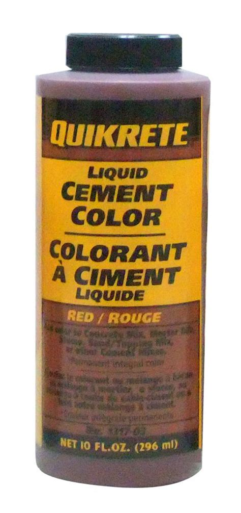 quikrete liquid cement color quikrete liquid cement color 296ml the home depot