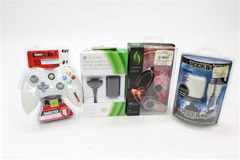 Xbox360 Charge Kit gamestop xbox 360 controller xbox 360 play and charge kit