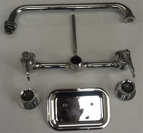 Wall Mount Faucet With Soap Dish by Import Wall Mount Faucet With Soap Dish And 12 Quot Spout