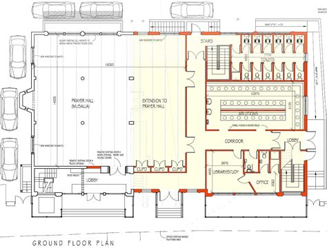 floor plan of a mosque картинки по запросу mosque plan masjid pinterest