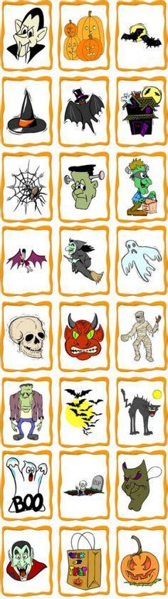 halloween flashcards printable halloween en anglais mat 233 riel pour les cycles 1 2 et 3