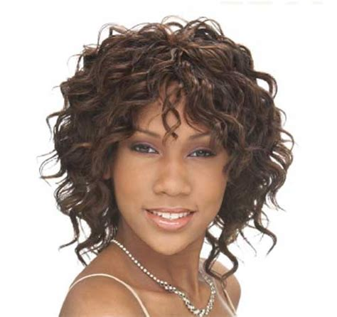 Wavy Weave Hairstyles by 15 Beautiful Curly Weave Hairstyles 2014