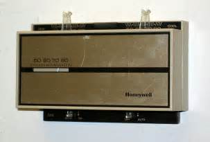 old honeywell thermostat manuals