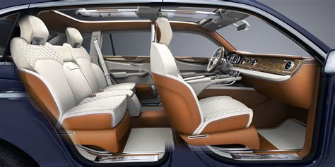 Bentley Inside View A Bentley Suv It May Become Reality Cars Trucks