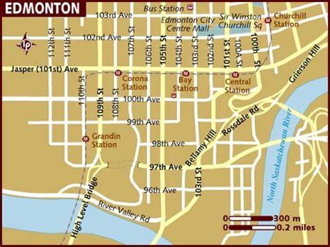 printable edmonton area map map of edmonton map of edmonton streets map of