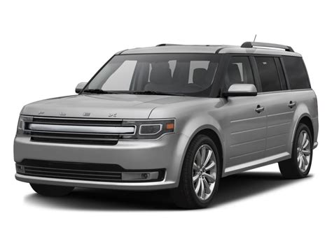 2016 Ford Flex Door Sensor by New 2016 Ford Flex Prices Nadaguides