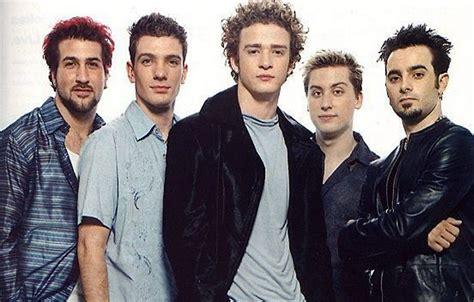 In Sink Boy Band sala zero 6 boysbands pop que marcaram os anos 80 e 90