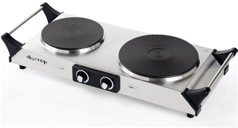 Countertop Cooktops Electric - the countertop electric burner reviews best portable