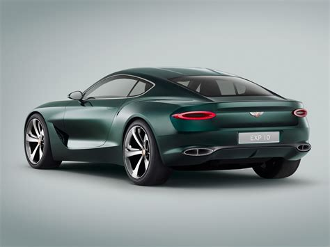 concept bentley bentley exp 10 speed 6 concept