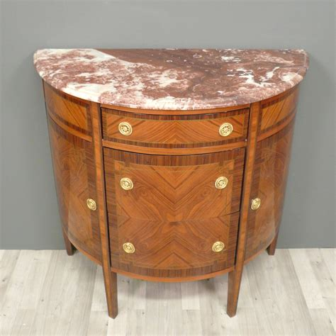 Commode Louis 16 by Commode Louis Xvi Demie Lune Commodes De Style